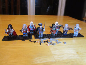 Assassin's Creed 8pcs set, Lego compatible