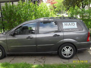 Maid in Windsor- an easy solution to your house cleaning