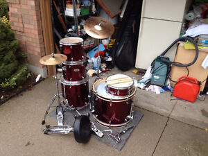 Mapex drum-set PERFECT for BEGINNER to INTERMEDIATE