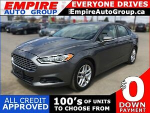 2013 FORD FUSION SE * BLUETOOTH * SAT RADIO SYSTEM * POWER GROUP