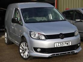 Volkswagen Caddy 1.9TDI PD ( 104PS ) AMAZING LOOKING VAN £1000'S SPENT