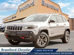 2019 Jeep Cherokee Trailhawk  - Navigation -  Uconnect