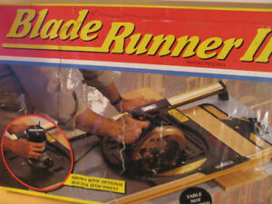 BLADERUNNER  turns circ. Saw into a TABLE SAW, New! 416-483-1730