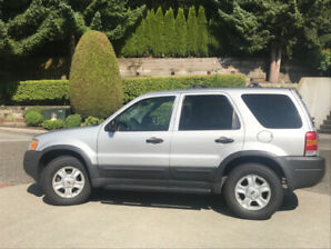 2003 Ford Escape XLT for sale