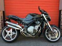 MV AGUSTA BRUTALE 750,DRIPPING WITH CARBON,EXTRAS FITTED