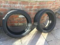 Falken Eurowinter tyres 225/40/19 (suitable for BMW / Audi)