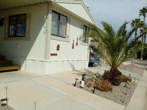 winter getaway - 2 bedroom park model home in Yuma, Arizona