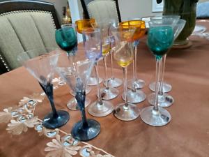 Wine glass/ glass