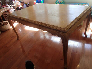 REDUCED Dining Room Table and Chairs