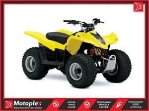 2019 Suzuki QuadSport LT-Z50