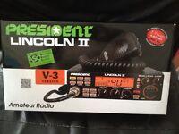 President Lincoln v3 new box'd