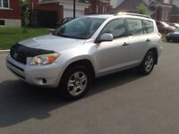 Toyota Rav4 2007, GREAT shape
