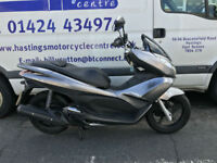 Honda PCX125 / WW 125 EX2-A / Learner Legal Scooter / Nationwide Delivery