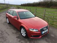 Audi A4 Avant 2.0TDI 2009 SE finance available from 335 per week