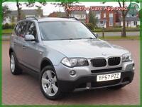 2007 (57) BMW X3 2.0d SE Automatic