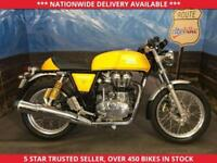 ROYAL ENFIELD CONTINENTAL GT CONTINENTAL GT 535CC 2015 15 PLATE 6309 MLS