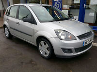 2006 FORD FIESTA 1.4 ZETEC CLIMATE 109K FULL HISTORY CAMBELT REPLACED
