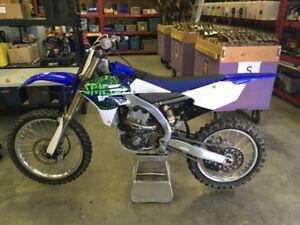 Mint condition 2014 Yamaha yz450f