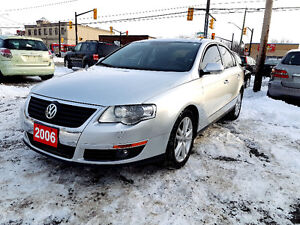 ▀▄▀▄▀▄▀► 2006 VW PASSAT SPORT ★★★LOW KM- $6995 ◄▀▄▀▄▀▄▀