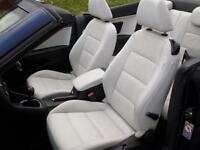 VW Golf SE TDI B/M FULL LEATHER SAT NAV,HEATED SEATS,F.S.H