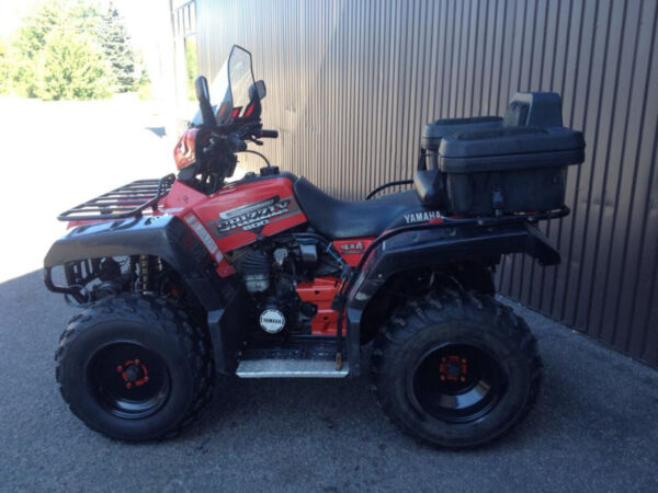Used 2001 Yamaha Grizzlly