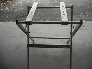 Table pour scie a onglet