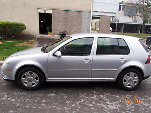 Volkswagen Golf CITY - Leaving country - Golf must go!