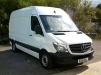 Mercedes-Benz Sprinter 3.5T Van DIESEL MANUAL WHITE (2016)