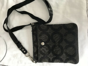 Coach cross body bag, barely used