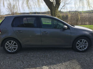VW Golf 2.5 manual