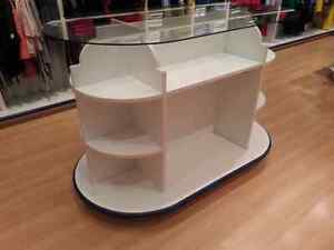 Store Relocation - Island Table Display Fixtures