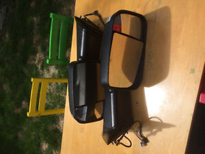 Dodge Ram Trailer Mirrors