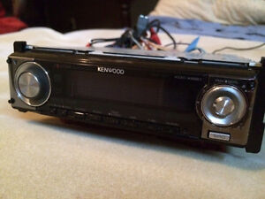 Radio Kenwood Excelon KDC-X890