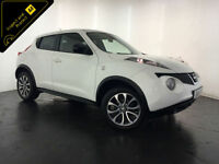 2014 NISSAN JUKE N-TEC DCI 1 OWNER NISSAN SERVICE HISTORY FINANCE PX WELCOME