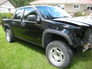 Parting out 2008 colorado 4x4