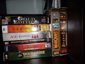 Classic PC Games - All complete, Excellent Condition