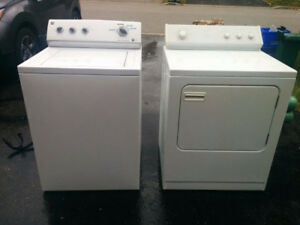 Kenmore Washer & Whirlpool Dryer Combo