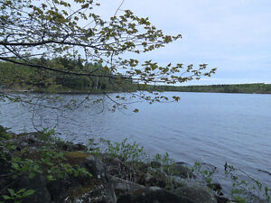 LAKEFRONT LOT - Sherbrooke Lake - Price Reduced!