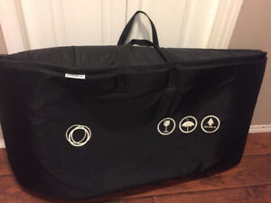 bugaboo travel bag and car seat adapter