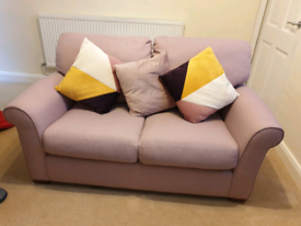 M&S 3 SEATER & 2 SEATER SOFA FOR SALE (O.N.O)