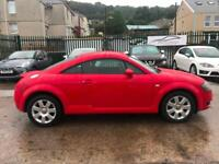 2004 54 Audi TT Coupe 1.8 ( 180bhp ) 2005MY 5 Speed Manual Low Miles