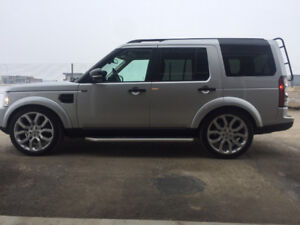 2016 Land Rover LR4 LUX HSE SUV, Crossover