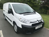 2016 16 CITROEN DISPATCH ENTERPRISE 2.0HDI 1200 125BHP L2 H1 ANY UK DELIVERY