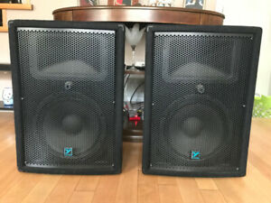 Yorkville YX12 Passive Loudspeakers (Two) 2