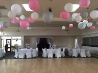 Room decorations for all events