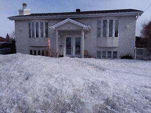 Maison bungalow