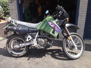 2001 Kawasaki KLR 650