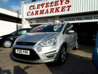 2010 Ford S-MAX 2.0 Diesel Titanium Automatic 7 Seater MPV Diesel Automatic