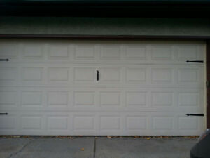 Double Garage for rent