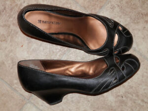 9 pairs of good flats and heels